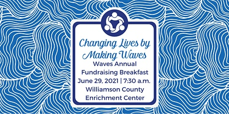 Waves Annual Fundraising Breakfast tickets