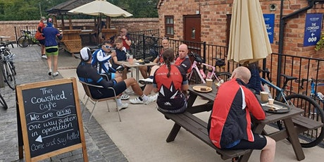 Sunday Club Ride, 'Cowshed 39 miles' tickets