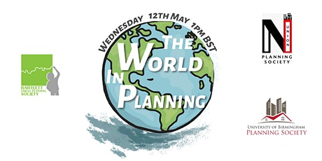 The World in Planning - International Planning Event tickets