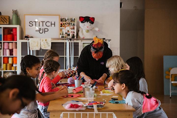 Makers & Shakers - Craftivism Workshop image