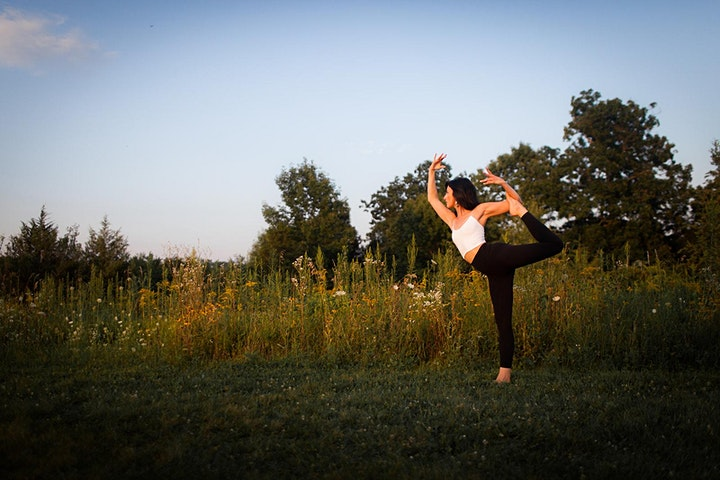 Hoppy Hour Yoga image
