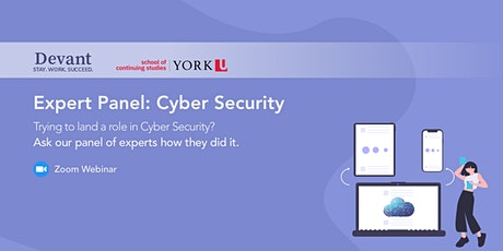 Expert Panel: Careers in Cybersecurity for International Students tickets