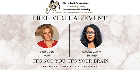 It's not You.  It's your Brain tickets