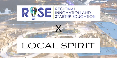 RISE x Local Spirit Celebration tickets