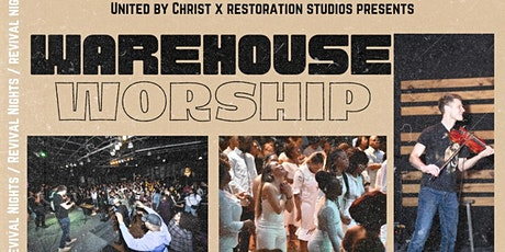 Warehouse Worship tickets