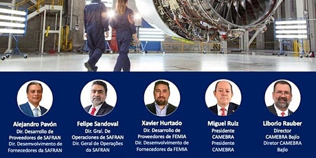 How to become an Aerospace Supplier in Mexico tickets