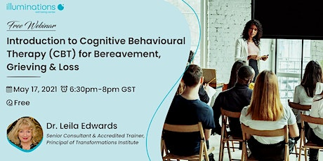 Free Webinar: Introduction to Cognitive Behavioural Therapy (CBT) tickets