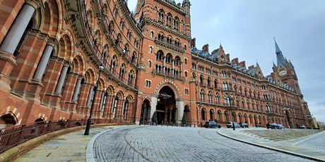 Virtual Tour - Discover Kings Cross and St Pancras tickets