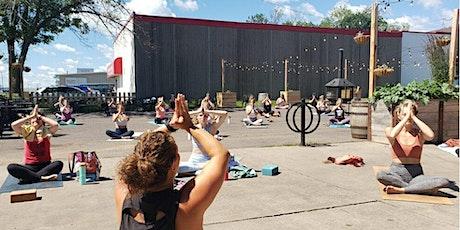 Yoga  + Beer/Kombucha at Ursa Minor tickets