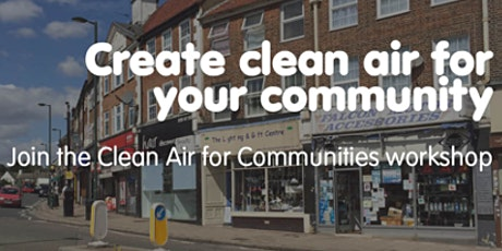 Citizens Science Workshop - Addressing Air Pollution in Barnet tickets