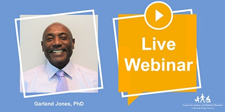 LIVE!  Neuropsychology and Autism tickets