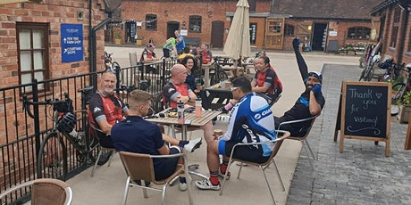Sunday Club Ride, 'Cowshed 61 miles' tickets