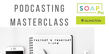SoapBox Online: Podcasting Workshop tickets
