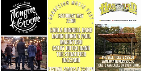 Dandelion Music Fest tickets