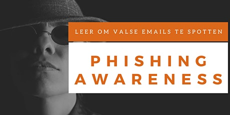 Phishing Awareness Online Training (Nederlands) tickets