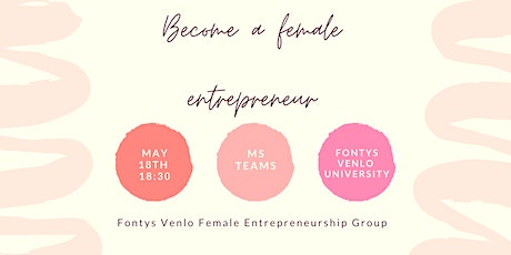 Female entrepreneurship tickets