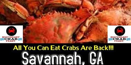 Southeast Crab Feast - Savannah (GA) tickets