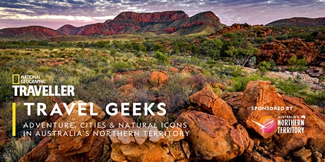 Travel Geeks: Australia's Northern Territory tickets