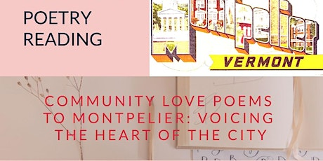 PoemCity Voicing Heart Poetry Reading + Call to Writers tickets