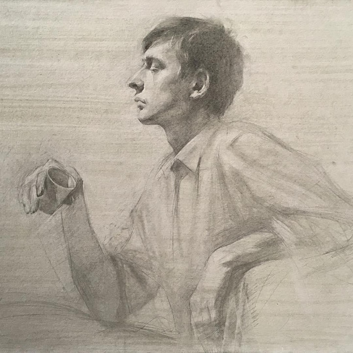 Drawing the Portrait from Life - Workshop image