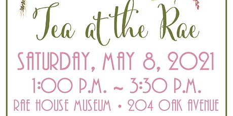 Ladies' Tea At The Rae tickets