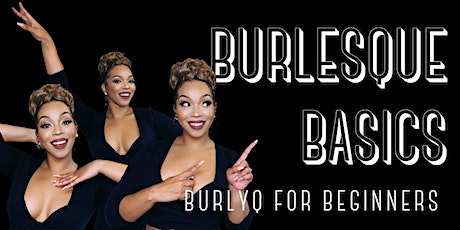 Burlesque Basics with Vera Valentinaa Early Class tickets