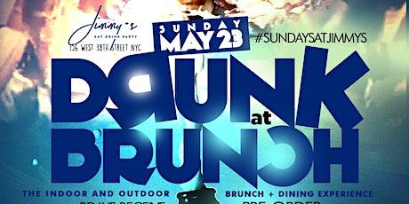 Drunk at Brunch, Sunday 2hr Open Bar Brunch, Bdays FREE Champagne Bottle tickets