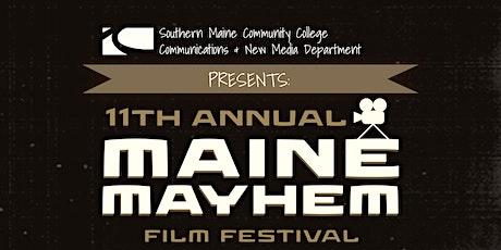 Maine Mayhem 2020/2021 Screening tickets