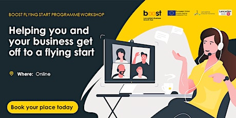 Flying Start: Networking for Business Growth tickets