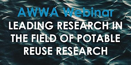 AWWA Research Webinar tickets