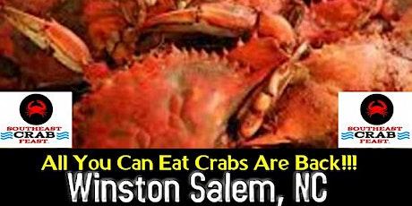 Southeast Crab Feast - Winston Salem (NC) tickets