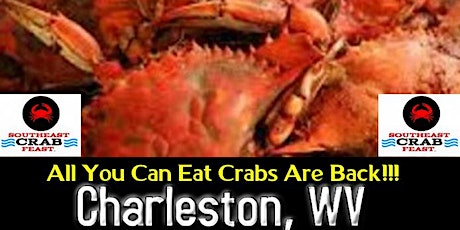 Southeast Crab Feast - Charleston (WV) tickets