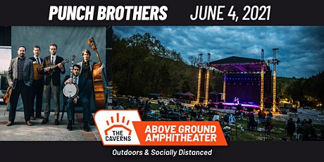 Punch Brothers at The Caverns Above Ground Amphitheater tickets