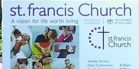 St Francis Church Service tickets