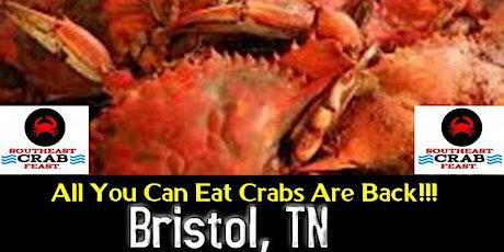 Southeast Crab Feast - Bristol (TN) tickets