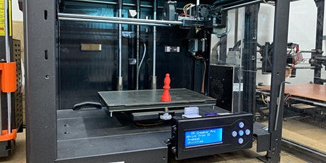 3D Printers Workshop: Schedule Private Tool Training Session [May 2021] tickets