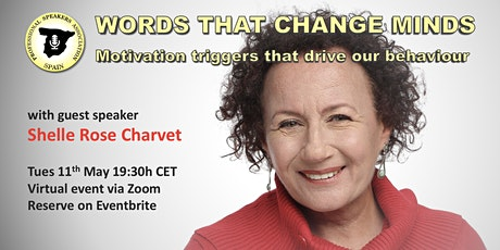 PSA Spain: Words that change lives tickets