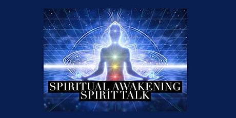Spiritual Awakening - Spirit Talk Forum   (9:00 AM CST, 4:00 PM  Italy) tickets