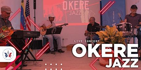 Live Concert Okere Jazz biglietti