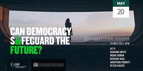 Can democracy safeguard the future? | Book launch and panel discussion tickets