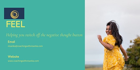 How To Switch Off Your Negative Thought Button tickets