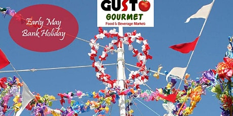 CRAFT AND FOOD  MAY MARKET BY GUSTO @ Isle of Dogs tickets