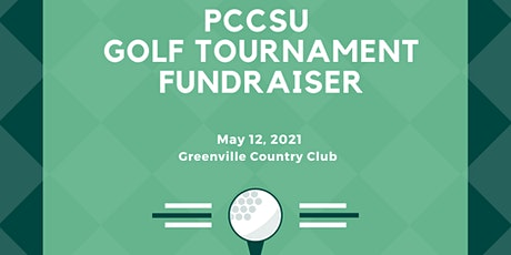PCCSU Golf Tournament Fundraiser tickets