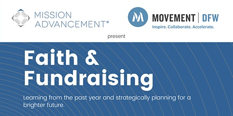 Faith & Fundraising tickets