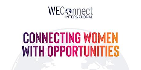 """WEConnect International: """"Walk and Talk"""" Etkinliği tickets"""