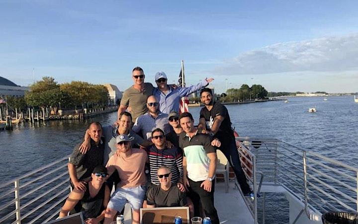 Happy Hour Sunset Cruise image