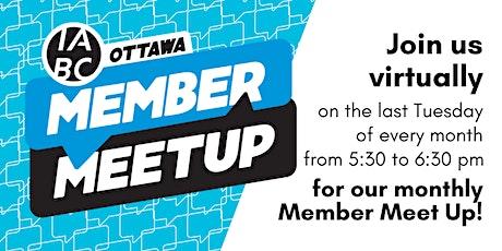 Member Meet Up tickets