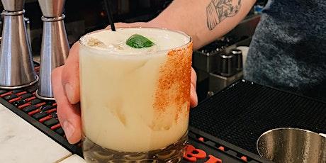 Make the Menu Cocktail Class tickets