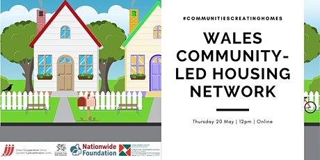 Wales Community-led Housing Network tickets