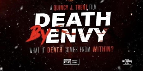 Death By Envy Movie Premiere tickets